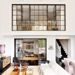 LOFTY RENOVATION: An Upper West Side Duplex