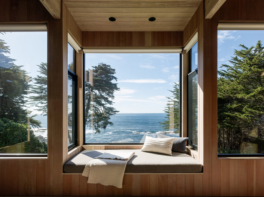 Waterfront Home by Leverone Design and Butler Armsden Architects